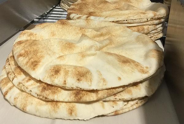 Lebanese-Breads